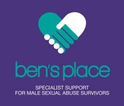 Ben's Place logo