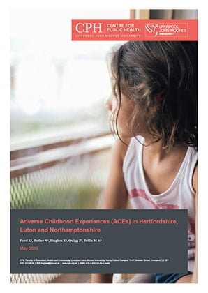 Adverse Childhood Experiences in Hertfordshire-Luton and Northamptonshire