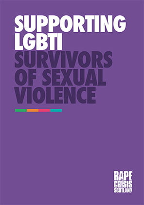 Supporting LGBTI Survivors of Sexual Violence