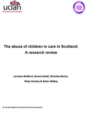 The abuse of children in care in Scotland