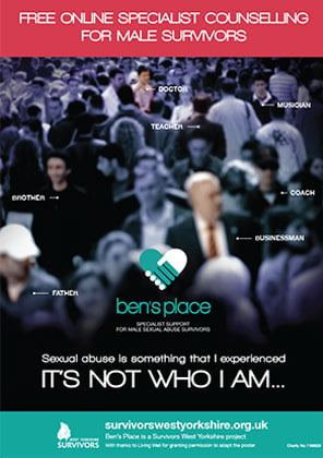 Ben's Place poster