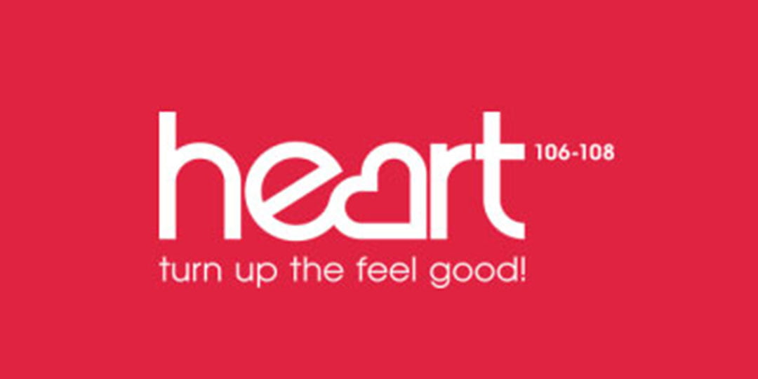 Heart radio logo