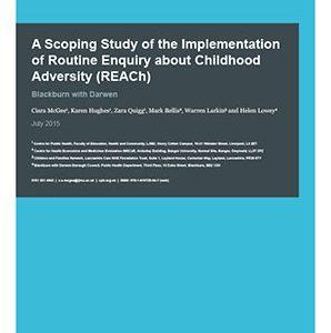 REACh Scoping Study