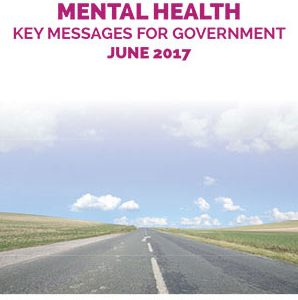 Taking A Forward View On Women's Mental Health